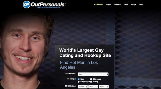 outpersonals website