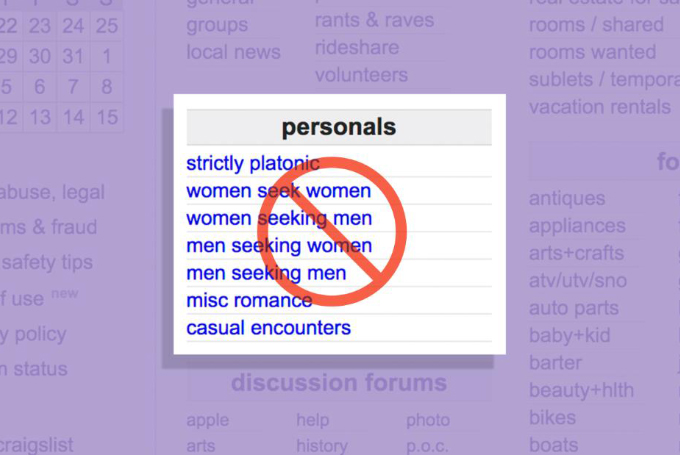 How To Find Casual Encounters Now That Craigslist Personal Ads Gone