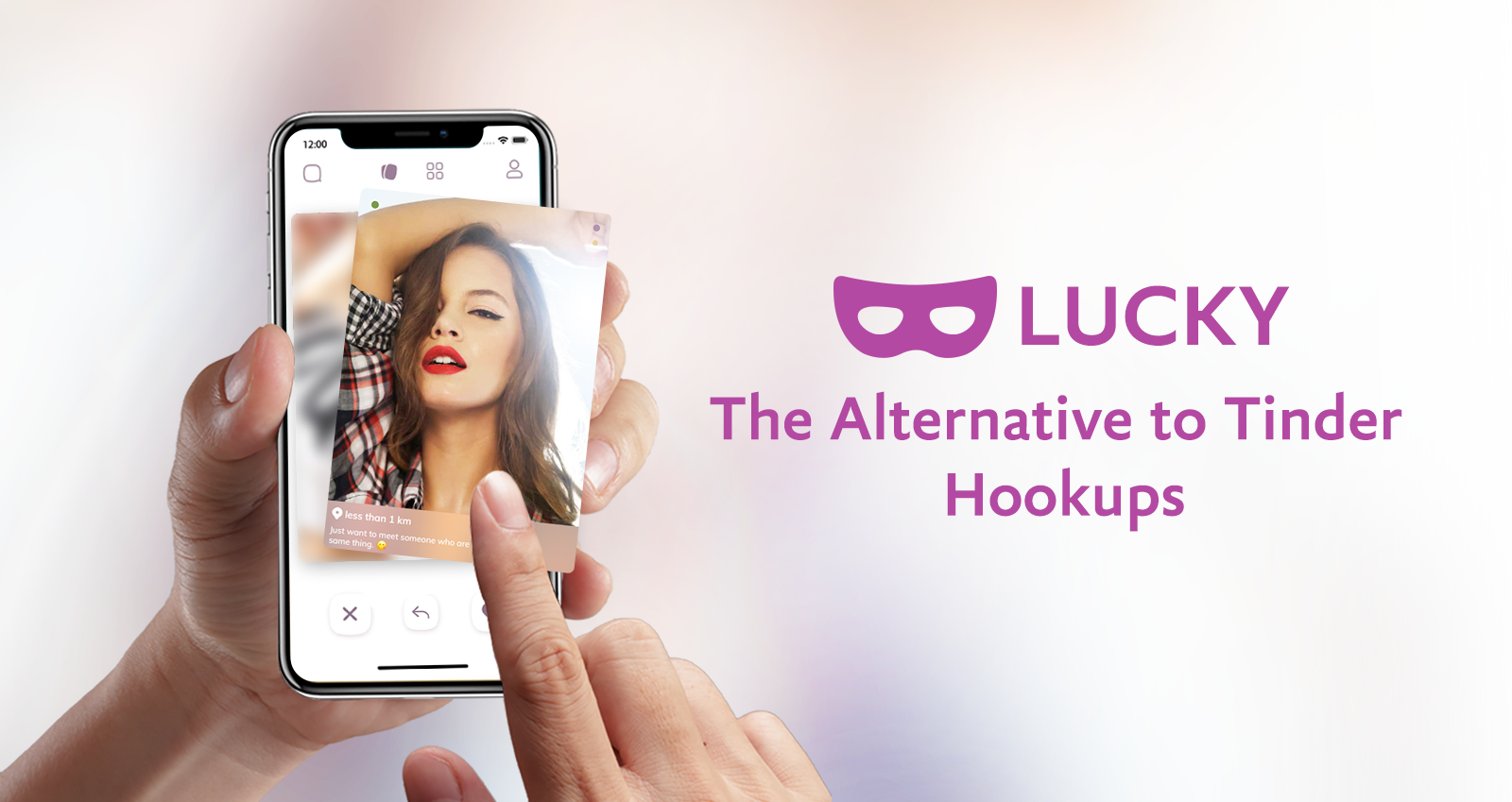 Apps like tinder but more focused on hookups
