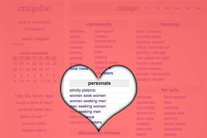 How the premium dating apps got craigslist personals illegal