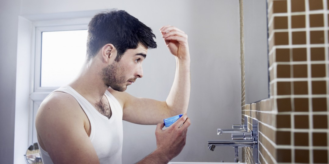 guys who care about hygiene